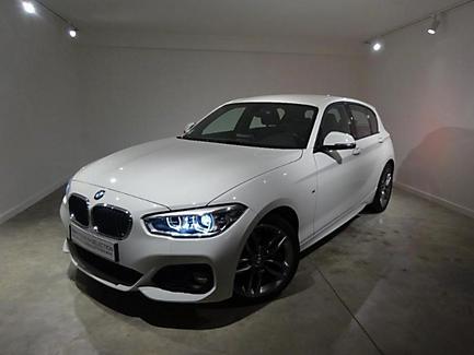 BMW 116i 109 ch trois portes Finition M Sport