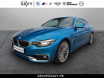 BMW 430i 252 ch Coupe Finition Luxury