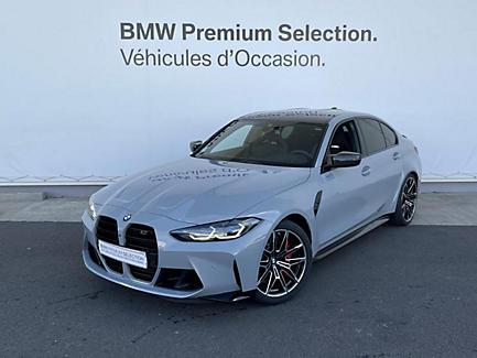 BMW M3 Competition Berline 510 ch