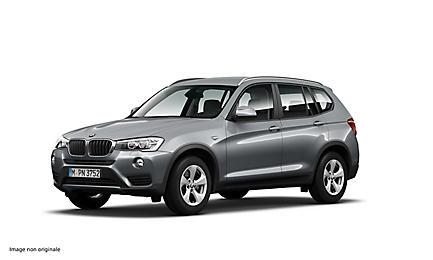 BMW X3 sDrive18d 150 ch Finition Business Design (Entreprises)