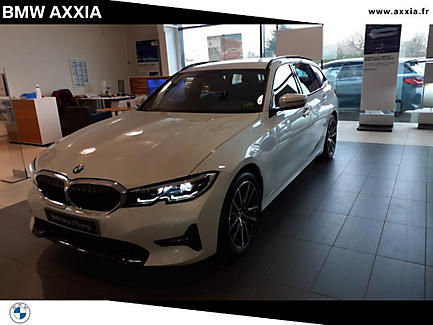 BMW 320d xDrive 190ch Touring Edition Sport
