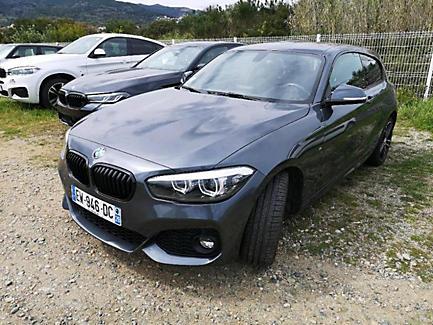 BMW 120d xDrive 190 ch trois portes