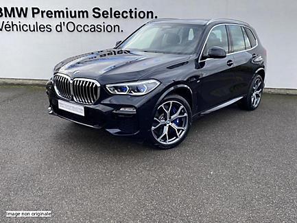 BMW X5 xDrive40i 333 ch Finition M Sport