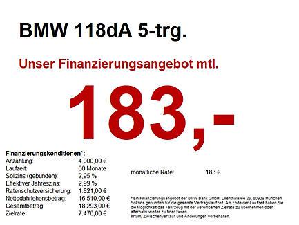118d 5-Türer