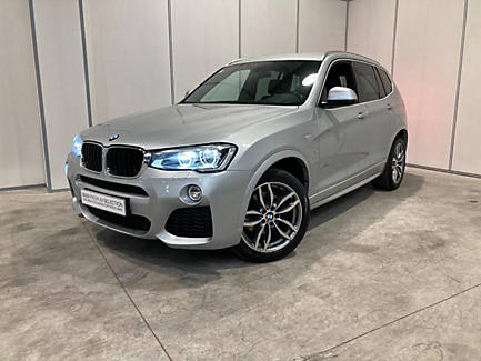 BMW X3 sDrive18d 150 ch Finition M Sport