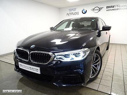 BMW 520i 184 ch Berline Finition M Sport
