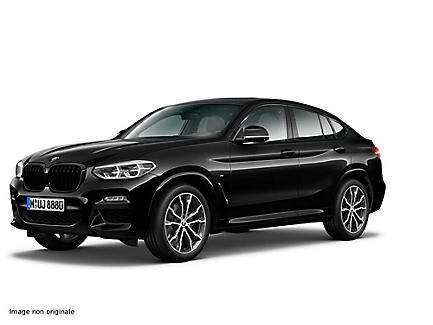 BMW X4 xDrive20d 190 ch Finition M Sport