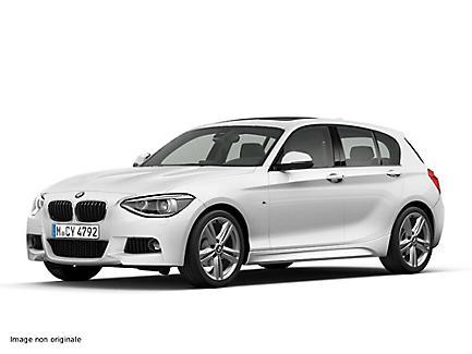 BMW 118d xDrive 143 ch cinq portes Finition M Sport