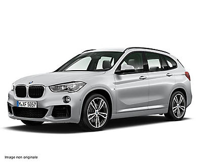 BMW X1 sDrive20d 190ch Finition M Sport