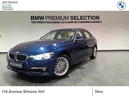 BMW 320d 190 ch Berline Finition Luxury