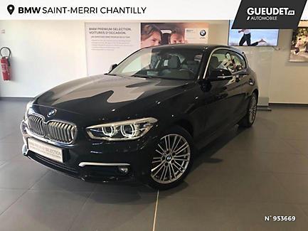 BMW 114d 95 ch trois portes Finition Urban Chic