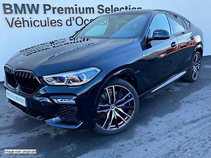BMW X6 xDrive30d 265 ch Finition M Sport