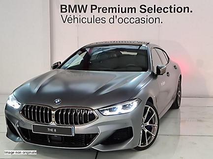 BMW M850i xDrive 530 ch Gran Coupe