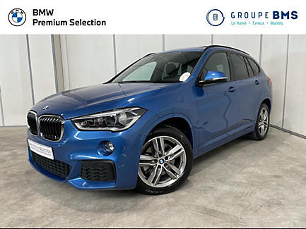 BMW X1 sDrive20d 190ch Finition M Sport