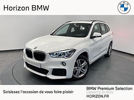 BMW X1 xDrive18d 150ch Finition M Sport