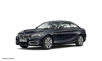BMW 220d 190ch Coupe Finition Luxury