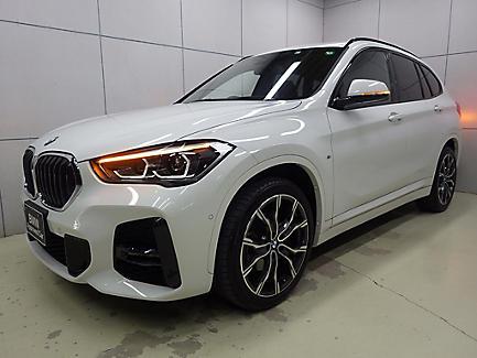 X1 sDrive 18i M Sport