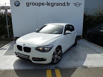 BMW 118d 143ch cinq portes Finition Sport