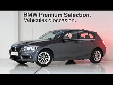 BMW 118d 150ch cinq portes Finition Executive (Entreprises)