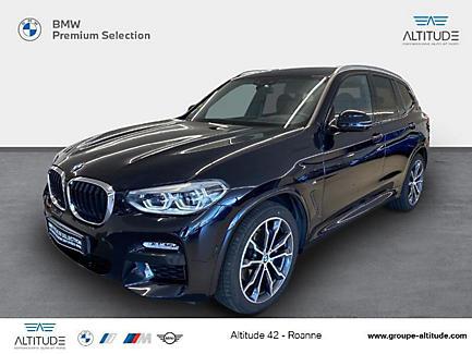 BMW X3 xDrive30d 265 ch Finition M Sport