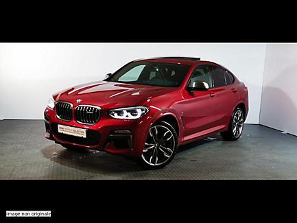 BMW X4 M40d 326 ch