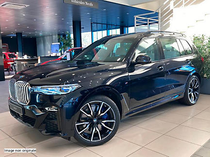 BMW X7 xDrive30d 265 ch Finition M Sport
