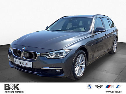 335d xDrive Touring Luxury Line
