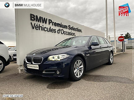 BMW 520d xDrive 190 ch Touring