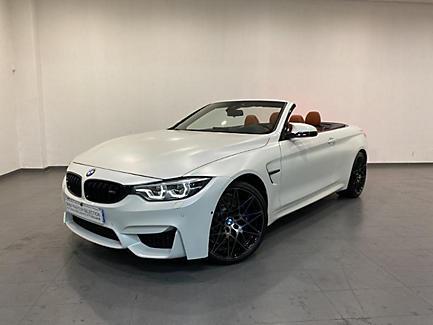 BMW M4 431 ch Cabriolet