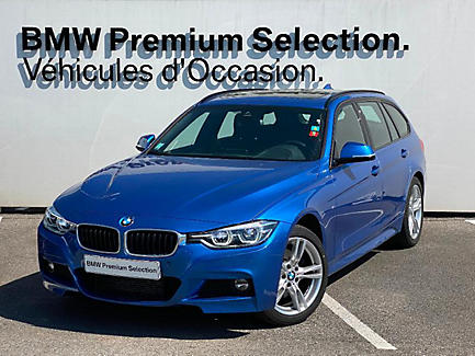 BMW 330d xDrive 258 ch Touring Finition M Sport