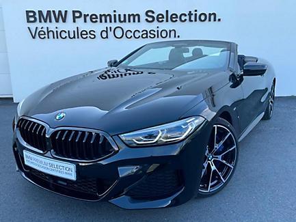 BMW 840d xDrive 340 ch Cabriolet Finition M Sport