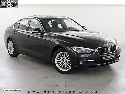 BMW 318d 150 ch Berline Finition Luxury Ultimate