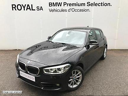BMW 118d xDrive 150 ch cinq portes