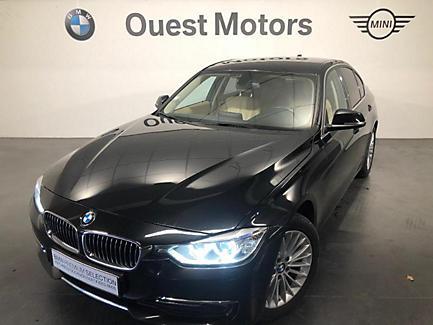 BMW 320d xDrive 184 ch Berline Finition Luxury