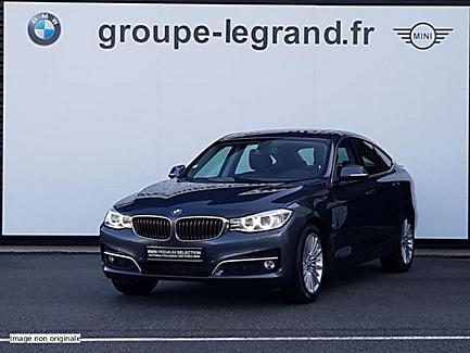 BMW 320d 190 ch Gran Turismo Finition Luxury