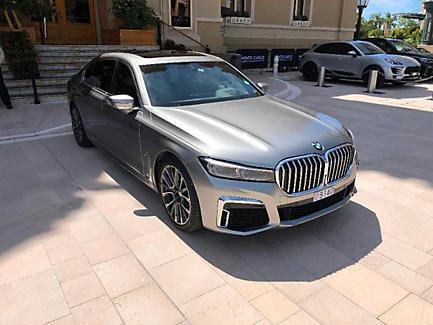 BMW 745Le 394 ch Limousine Finition M Sport