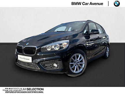 BMW 214d 95ch Active Tourer Finition Lounge