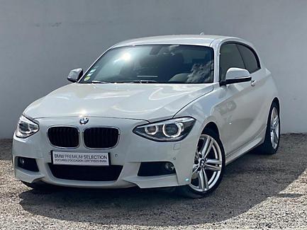 BMW 120d xDrive 184 ch trois portes Finition M Sport