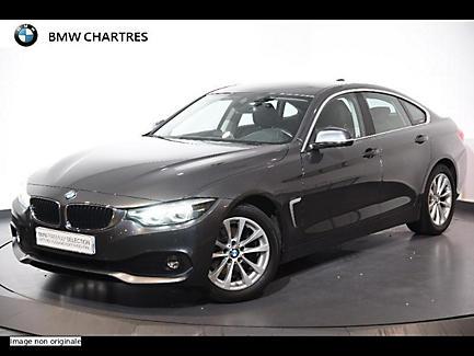 BMW 420d 190 ch Gran Coupe Finition Business (entreprises)