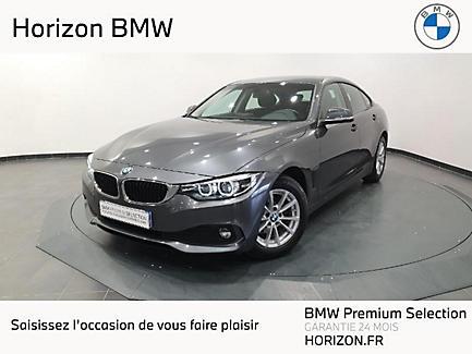 BMW 418d 150 ch BVA Gran Coupe Finition Lounge