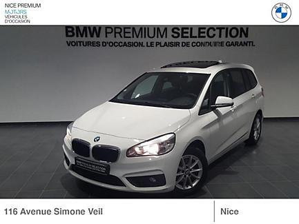 BMW 214d 95 ch Gran Tourer Finition Lounge