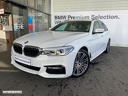 BMW 530d 265 ch Touring Finition M Sport (tarif fevrier 2018)