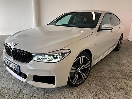 BMW 630d 265 ch Gran Turismo Finition M Sport