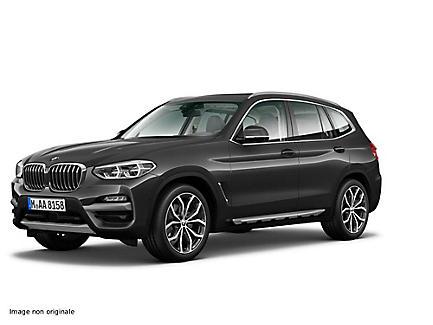 BMW X3 xDrive30d 265 ch Finition xLine (tarif mars 2018)