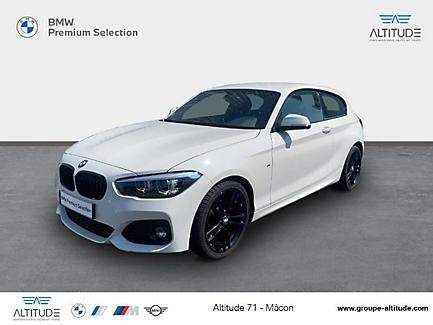 BMW 116i 109 ch trois portes Finition M Sport Ultimate avec pack M Sport Shadow