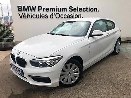 BMW 114d 95 ch trois portes Finition Premiere