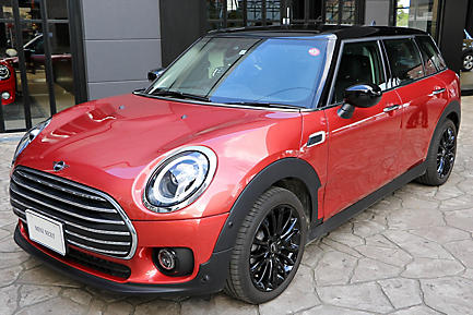 THE NEW MINI COOPER CLUBMAN.
