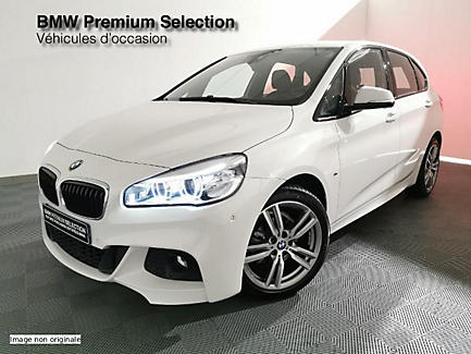 BMW 216i 102ch Active Tourer Finition M Sport