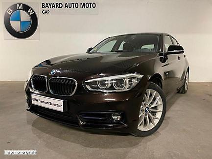BMW 120d xDrive 190 ch cinq portes Finition Sport