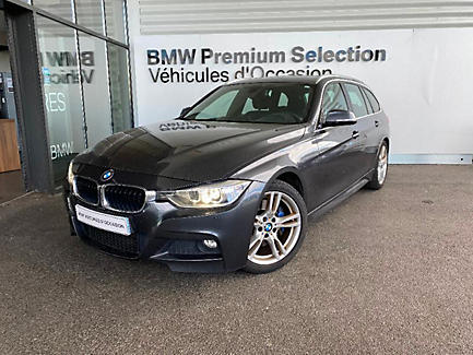 BMW 318d 143 ch Touring Finition M Sport